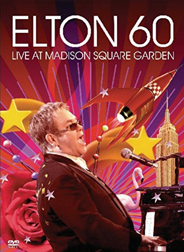 Elton John - Elton 60-Live At Madison Square Garden (Amaray) [2 DVDs]