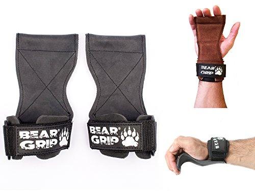 Bear Grip - Guantes para levantamiento de pesas