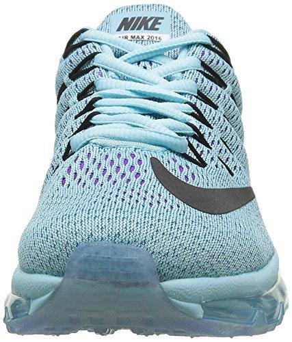 Azul Wmns Max Ginnastica Lagoon Air Scarpe Nike Blue Copa 2016 da Donna Black TRawwqH