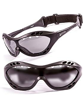 Ocean Sunglasses Costa rica - gafas de sol polarizadas  - Montura : Negro Mate - Lentes : Ahumadas (11800.0)