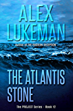 The Atlantis Stone (The Project Book 12) (English Edition)