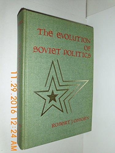 The evolution of Soviet politics