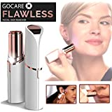 GoCare Flawless Finishing Touch Epilator - Women's Painless Hair Remover - Original as seen on TV!! (Battery Included)