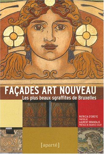 Facades Art Nouveau par Laurent Brandajs