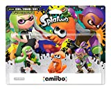 Nintendo Splatoon Series 3-Pack (Alt Colors) amiibo - Nintendo Wii U by Nintendo
