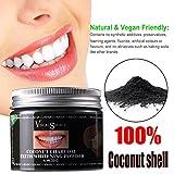 Vovotrade® Dentifrice Dentifrice à la Noix de Coco Dentifrice Dentifrice à l'Halitose Dentifrice Herb Coconut Toothpaste Whitening Teeth Remove Halitosis Plaque 30g (Black)