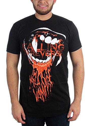 Falling In Reverse -  T-shirt - Uomo nero Medium