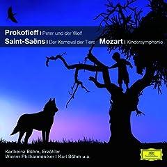 """Prokofiev: Peter And The Wolf, Op.67 - Narration In German - Die Katze: """"Und so sah es nun aus: Die Katze sass auf dem..."""" (Narration in German)"""
