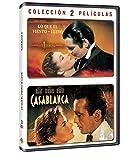 Pack: Lo Que El Viento Se Llevó + Casablanca [DVD]