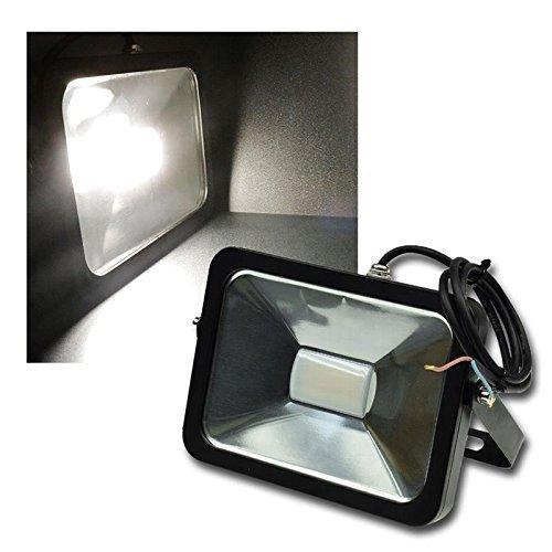 Preisvergleich Produktbild LED-Fluter SlimLine 30W, 12-24V=, IP65, 2400 Lumen, 4000K, neutralweiß