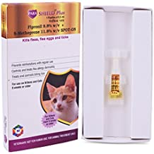 Medfly Healthcare Parashield Plus Spot on Solution for Ticks and Fleas for Cat
