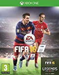 FIFA 16 innovates across the entire pitch to deliver a balanced, authentic and exciting football experience that lets you play your way, in your favorite modes. With innovative gameplay features, FIFA 16 brings Confidence in Defending, Control in ...