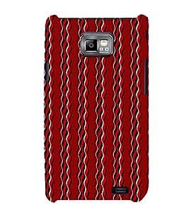 EPICCASE DNA Mobile Back Case Cover For Samsung Galaxy S2 (Designer Case)