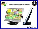 Kassen-Monitor Touchscreen 15 Zoll TFT A.C.T. Kern LCD-Monitor USB