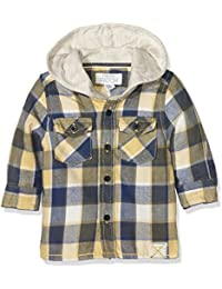 Pumpkin Patch Baby Boys' Hooded Check Shirt