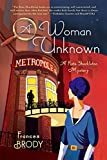 A Woman Unknown (Kate Shackleton Mystery)