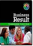 Business result. Pre-intermediate. Student's book. Con espansione online. Per le Scuole superiori. Con DVD-ROM