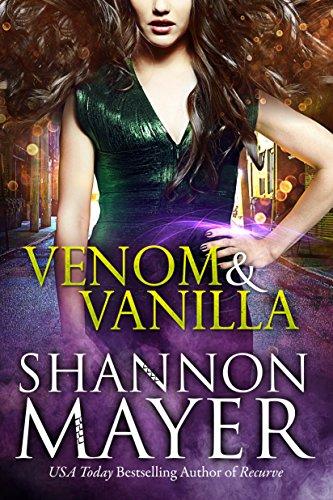 Venom and Vanilla (The Venom Trilogy Book 1) (English Edition)