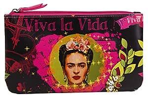 Clairefontaine Frida Kahlo Boîte de Trousse plate Assortiment vif - Mention Aléatoire