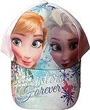 Disney Frozen/Die Eiskönigin Cap - Sisters forever - Träumen mit Anna und Elsa - Weiß/Mehrfarbig