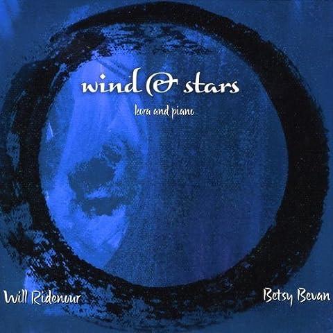 Wind & Stars: Kora & Piano by Ridenour (2013-05-04)