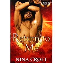 Return to Me (Storm Lords)
