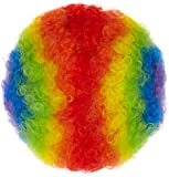Smiffy's Crazy Clown Wig