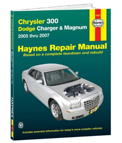 haynes-chrysler-300-dodge-charger-magnum-2005-thru-2007-haynes-repair-manual-paperback