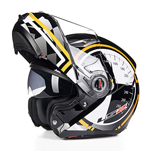 Casco moto modulare per adulti doppio obiettivo materiale abs integrale caschi da corsa professionale anti crash downhill flip up caschi motocross 22 colori opzio