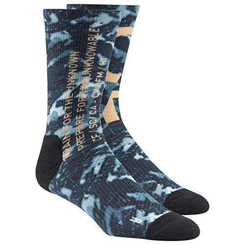 Reebok cv5992, calcetines para hombre, Hombre, CV5992, negro