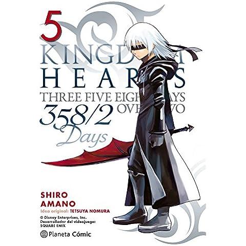Kingdom Hearts. 358/2 Days 5
