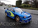 SCOOBY 4WD RADIO REMOTE CONTROL DRIFT CAR 1/10 + FREE TYRES NEW