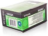 Lexmark 802SK Standard Capacity Toner Cartridge - Black