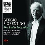 Sergio Fiorentino Edition 1: The Berlin Recordings
