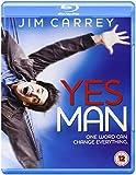 Yes Man [Blu-ray] [2008] [Region Free]