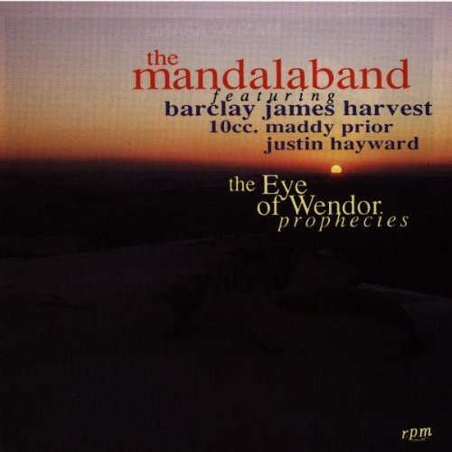 The Eye of Wendor prophecies by Mandalaband