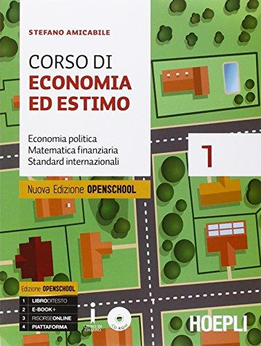 Corso di economia ed estimo. Vol. 1-2. Con e-book. Con espansione online. Per gli Ist. tecnici per geometri