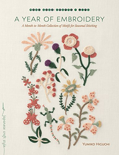 Year Embroidery Month Month Collection