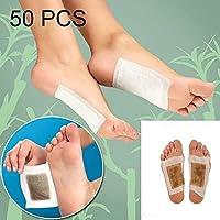Ulable Entgiftungspflaster für die Füße, mit Wermut und Bambusessig, 50Stück preisvergleich bei billige-tabletten.eu