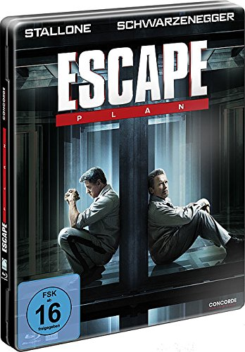 Escape Plan - Metallbox [Blu-ray]