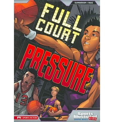 (FULL COURT PRESSURE) BY GUNDERSON, JESSICA(AUTHOR)Paperback Jan-2010