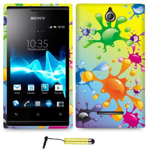 magic-global-gadgetsr-paint-splash-stylish-silicone-gel-tpu-back-case-cover-for-sony-xperia-e-xperia