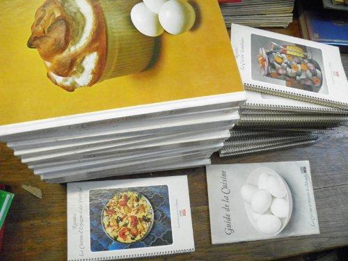 La cuisine à travers le monde - 32 volumes Time Life