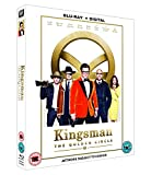 Kingsman: The Golden Circle [Blu-ray + UV Copy] [2017]