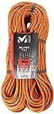 Millet Silvert9.8 080P - Cuerda de escalada, color naranja