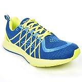 Action Shoes Men's Royal-Green Running Shoes - 9 UK/India (43 EU)(1553-ROYAL-GREEN)