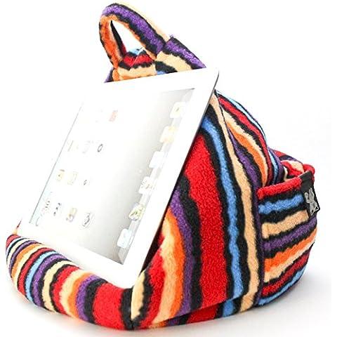 iBeani - Cuscino/supporto a pouf Mexicana - Sacca Cuscino