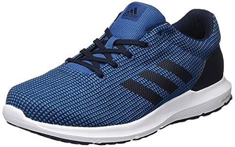 Adidas Herren Cosmic M Laufschuhe, Blau (Azubas/maosno/ftwbla), 46