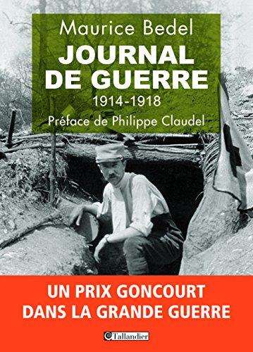 Journal de guerre: 1914-1918