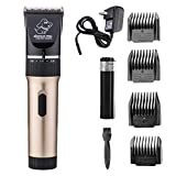 Dog Grooming Clippers, PYRUS Low Noise...